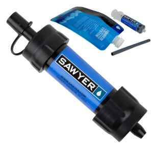 best water filter for hiking sawyer water filter Squeeze