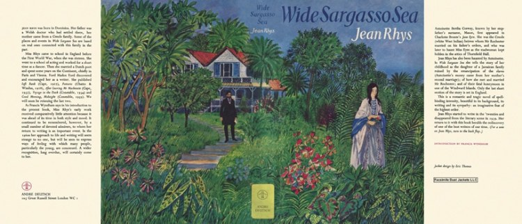 wide sargasso sea books set in Jamaica