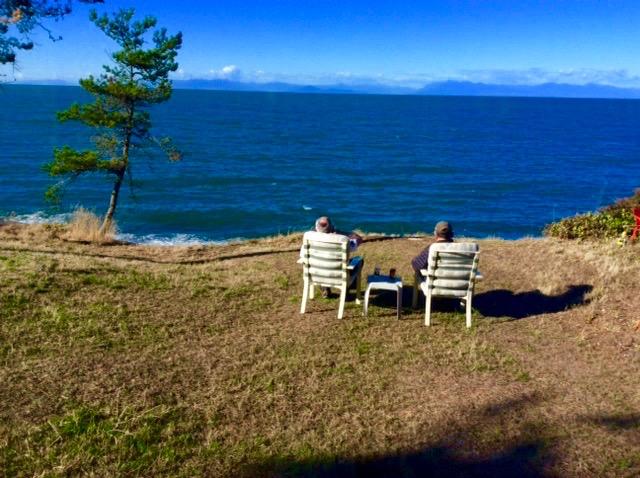 Galino island top place to travel in british columbia BC travel blog