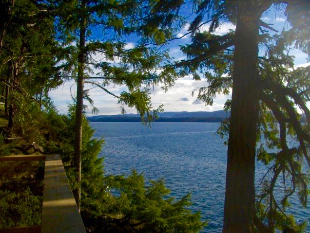 galiano island camping campsites Montague harbour gulf islands