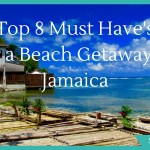 A packing list of 8 must have's for a beach holiday in Jamaica, because any day on the beach is better with some very simple gadgets. Don't forget your waterproof phone cases, beach towels and clips, and the new full face snorkel mask!