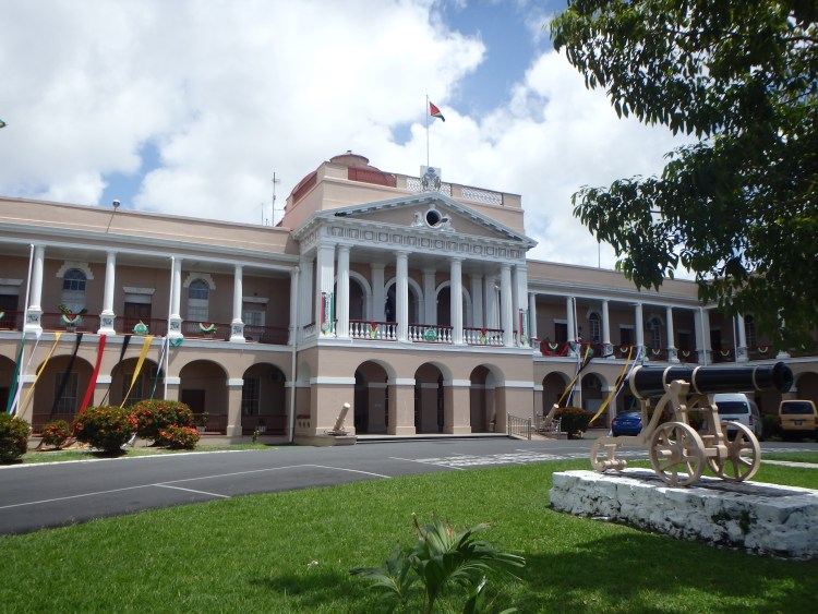 National Parliament of Guyana things to do in Georgetown