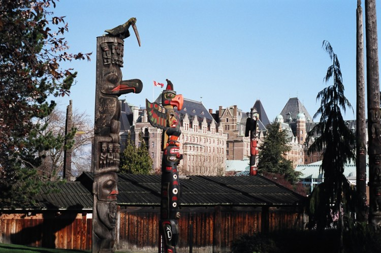 where to view Aboriginal art in BC