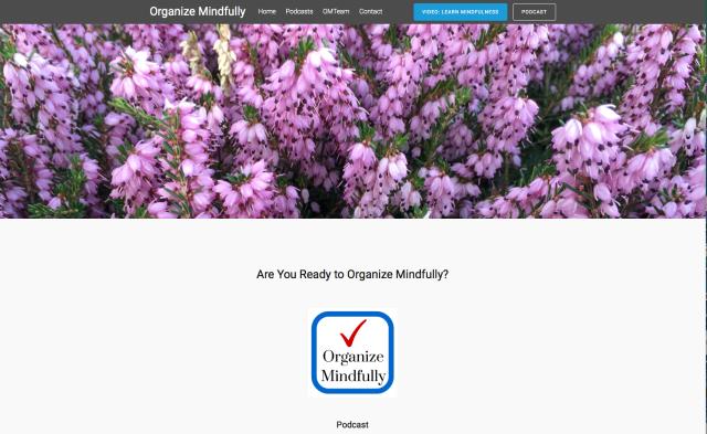 Organize Mindfully