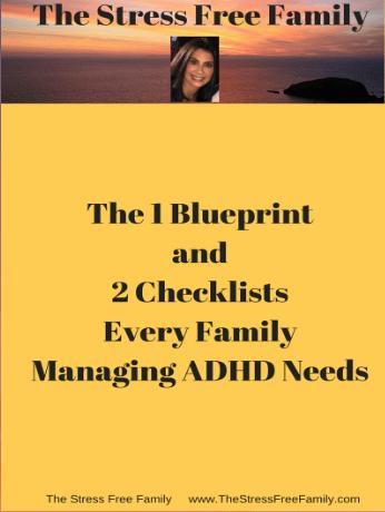 Stress Free ADHD Family