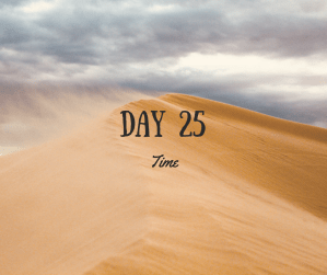 Desert Journey – Day 25