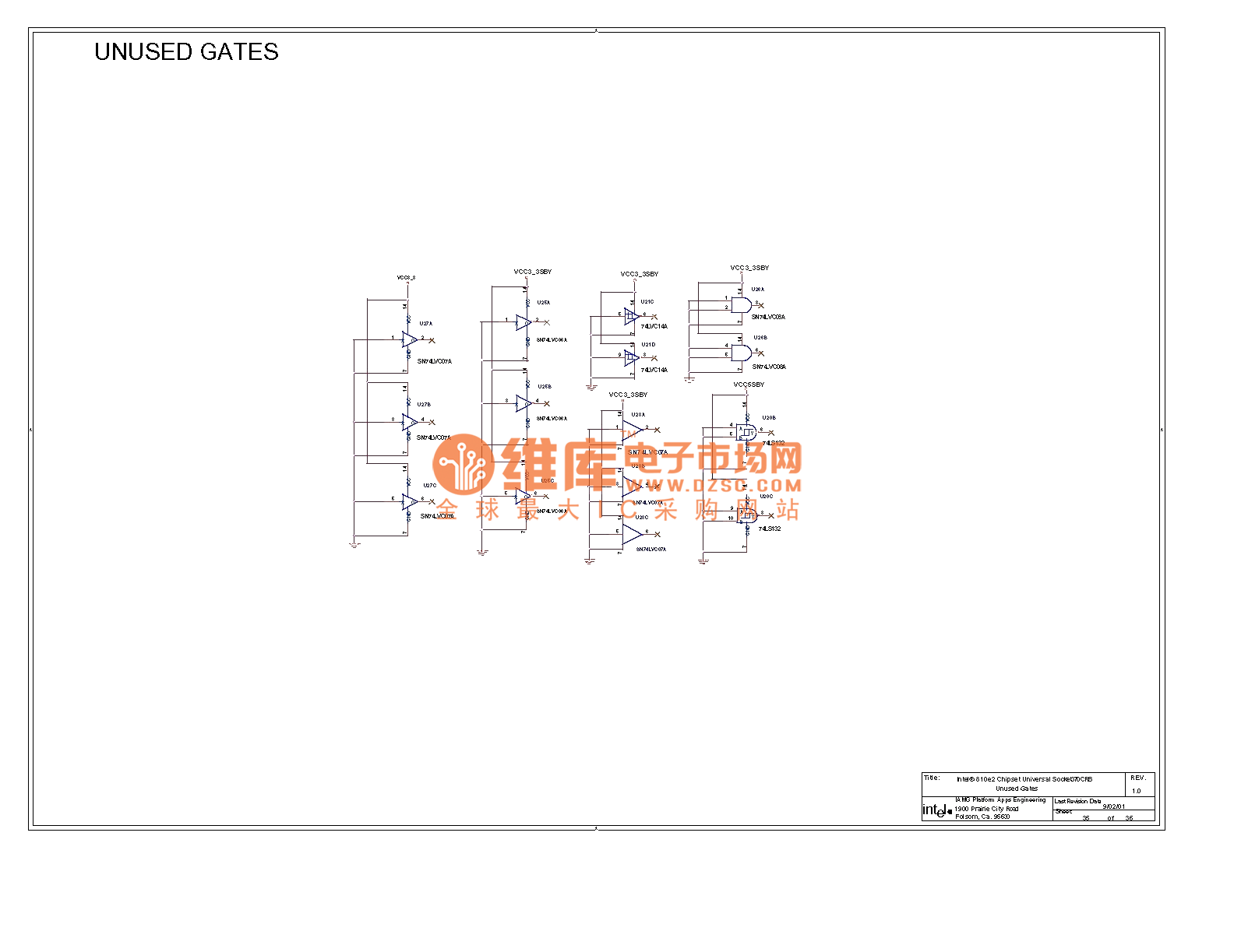 810 Computer Motherboard Circuit Diagram 35
