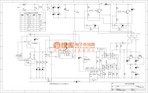 Intelligent pulse electric bicycle charger principle