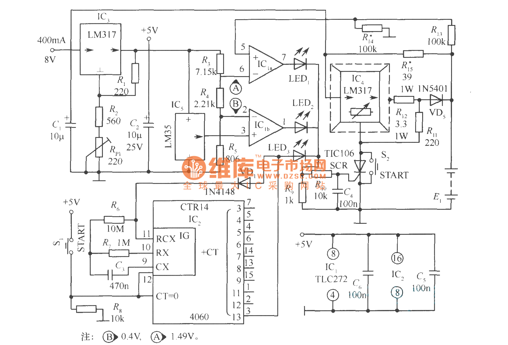 Fast Ni Mh Battery Charger Circuit Diagram