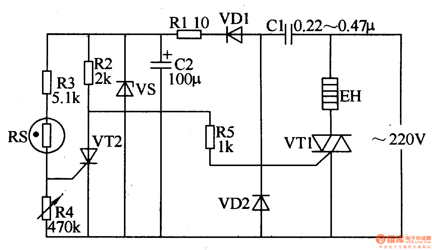 Water Power Off And Open Controller