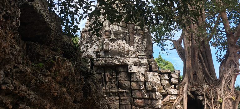 What will be our Angkor Wat?: Explorations in Angkor
