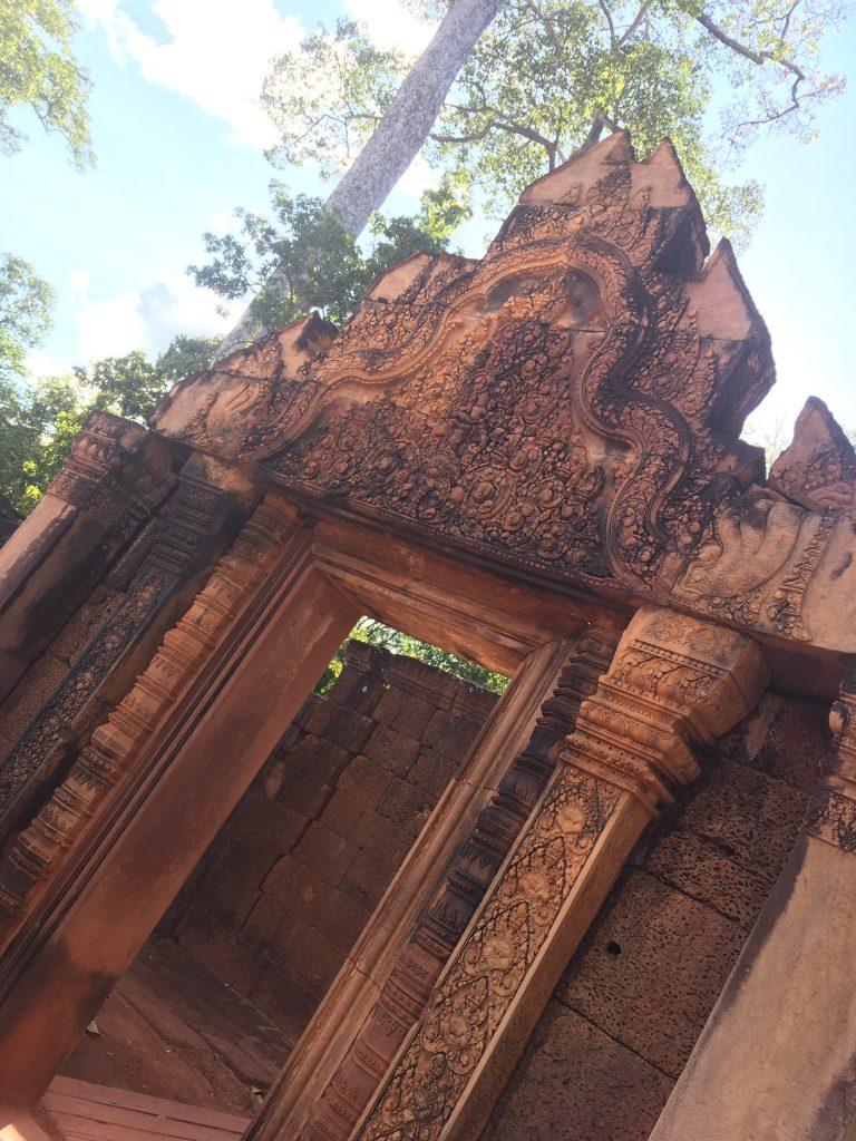 Banteay Srei, Angkor