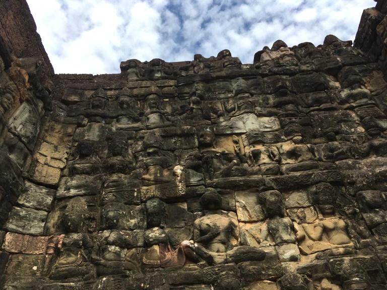 Leper King Terrace, Angkor Wat