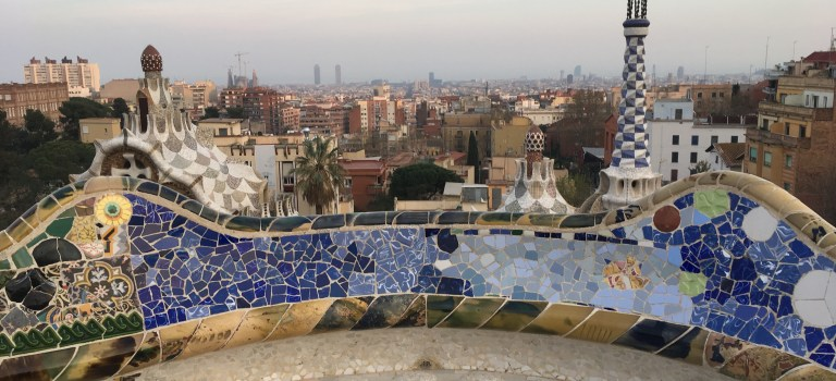 A Free Art and Architecture Tour of Barcelona