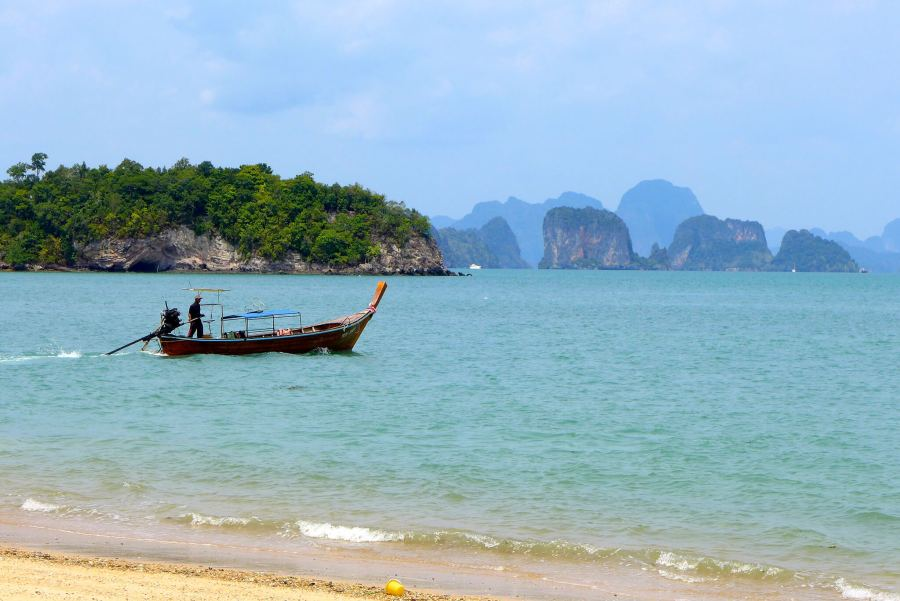 best islands in Thailand, koh yao noi