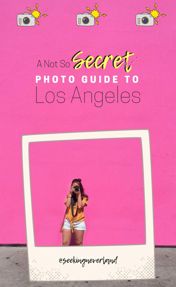 guide to Instagram spots in LA