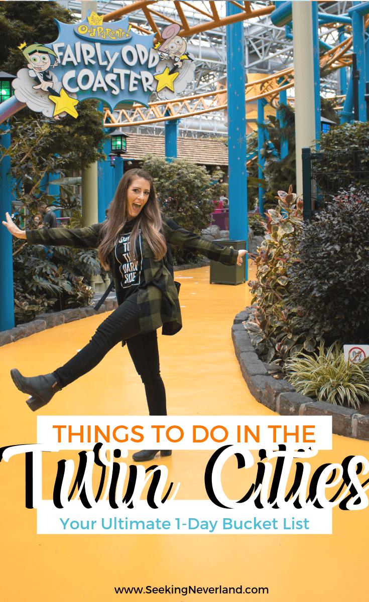 twin cities bucket list