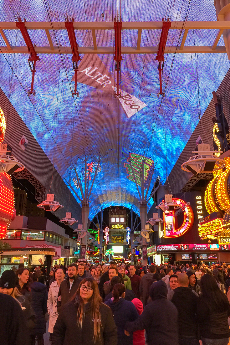things to do at fremont street experience