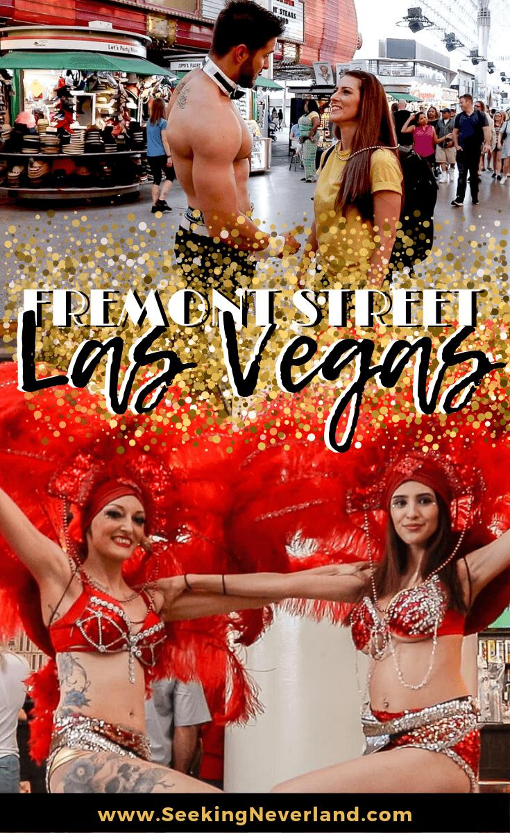 Fremont Street Las Vegas things to do