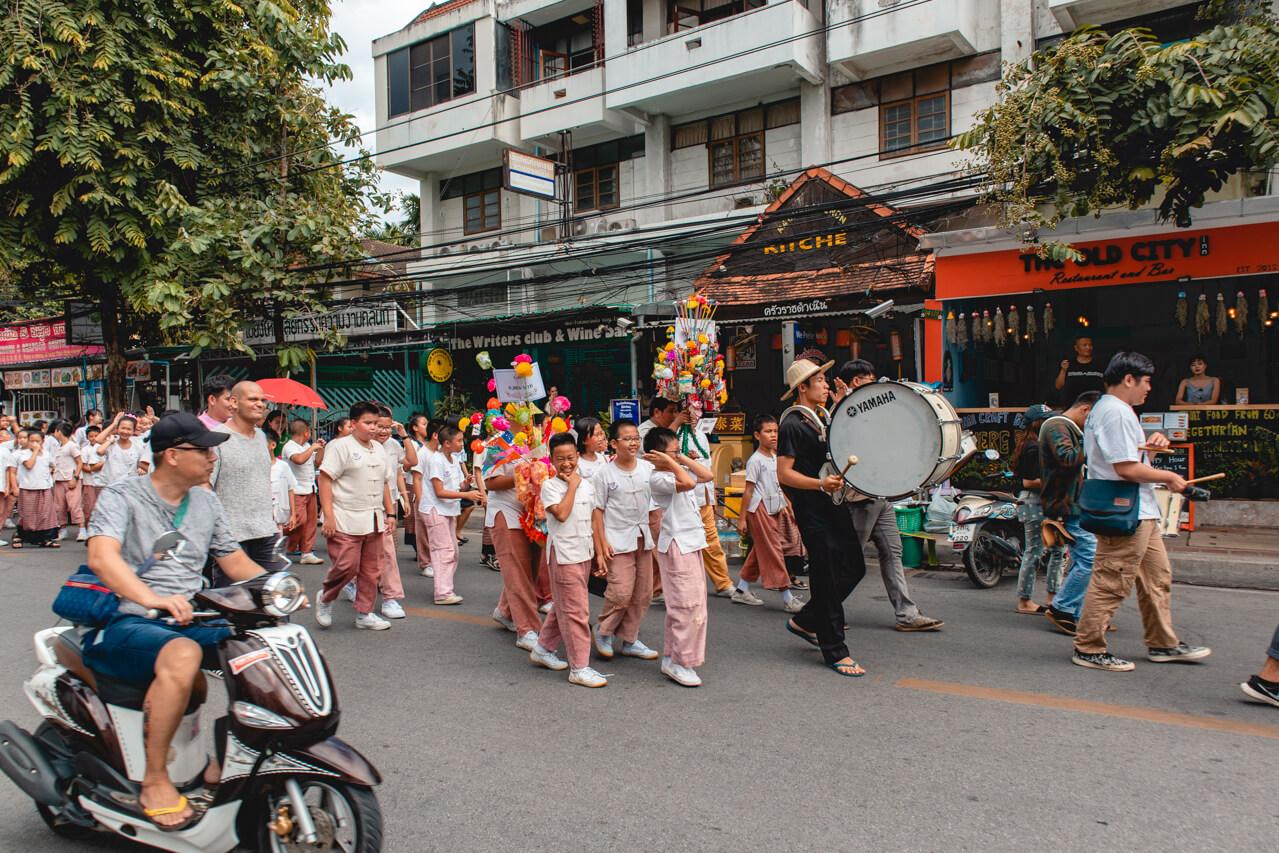 one week in chiang mai