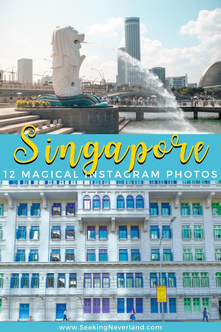 12 singapore instagram photos