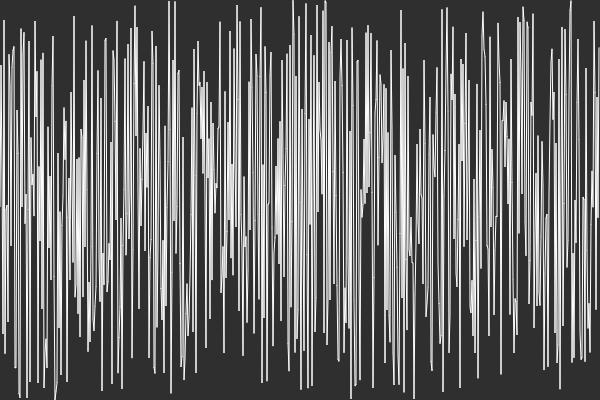 Random Noise Line P5js