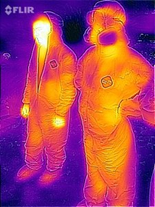 thermal biohazard