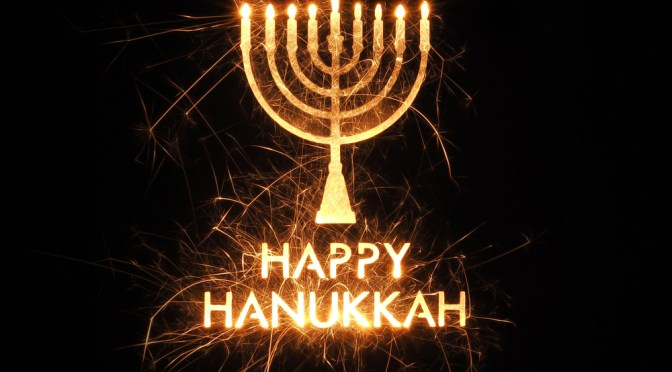 Don't Quit Before the (Hanukkah) Miracle!