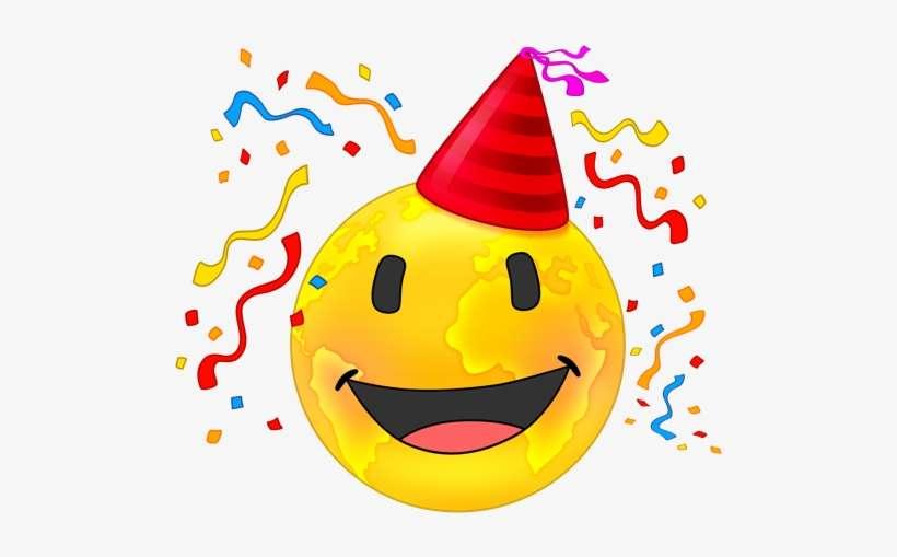 Birthday Emoji Copy And Paste World Emoji Day 2018 Png Image Transparent Png Free Download On Seekpng