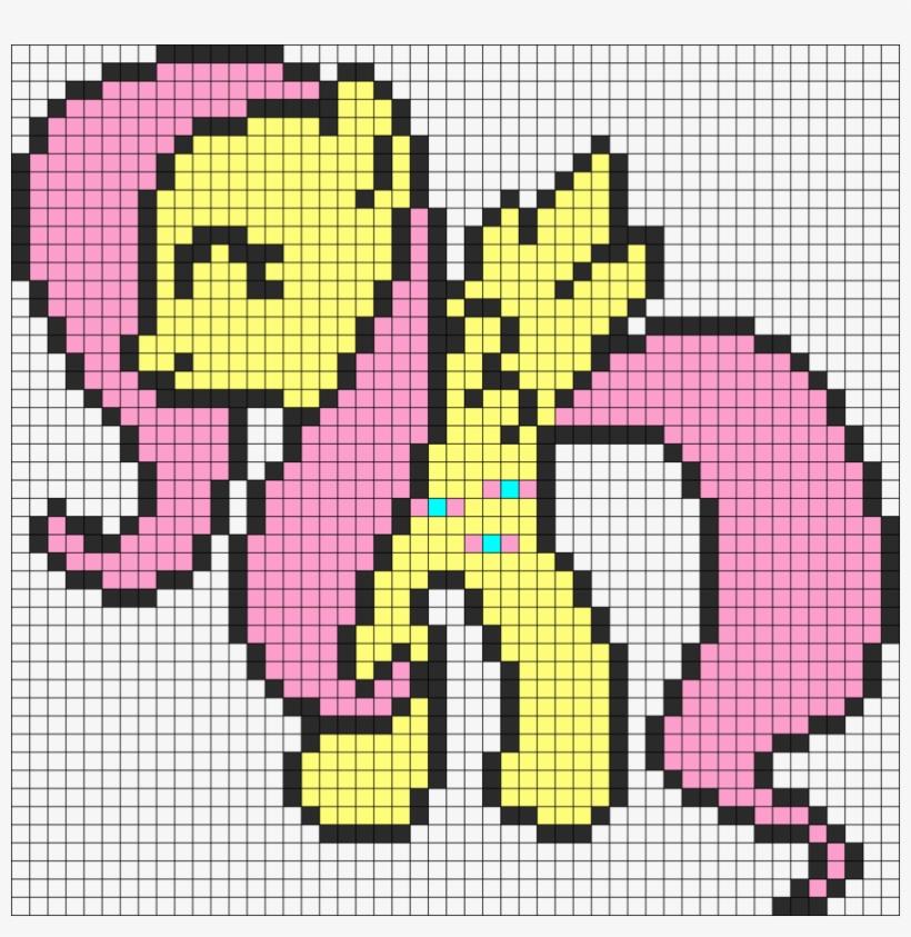 Download Pixel Art My Little Pony Fluttershy Clipart De Pixel Art My Little Pony Png Image Transparent Png Free Download On Seekpng