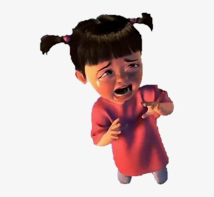 Momos Momo Monstersinc Boo Meme Memes Boo Monsters Inc Png Png Image Transparent Png Free Download On Seekpng