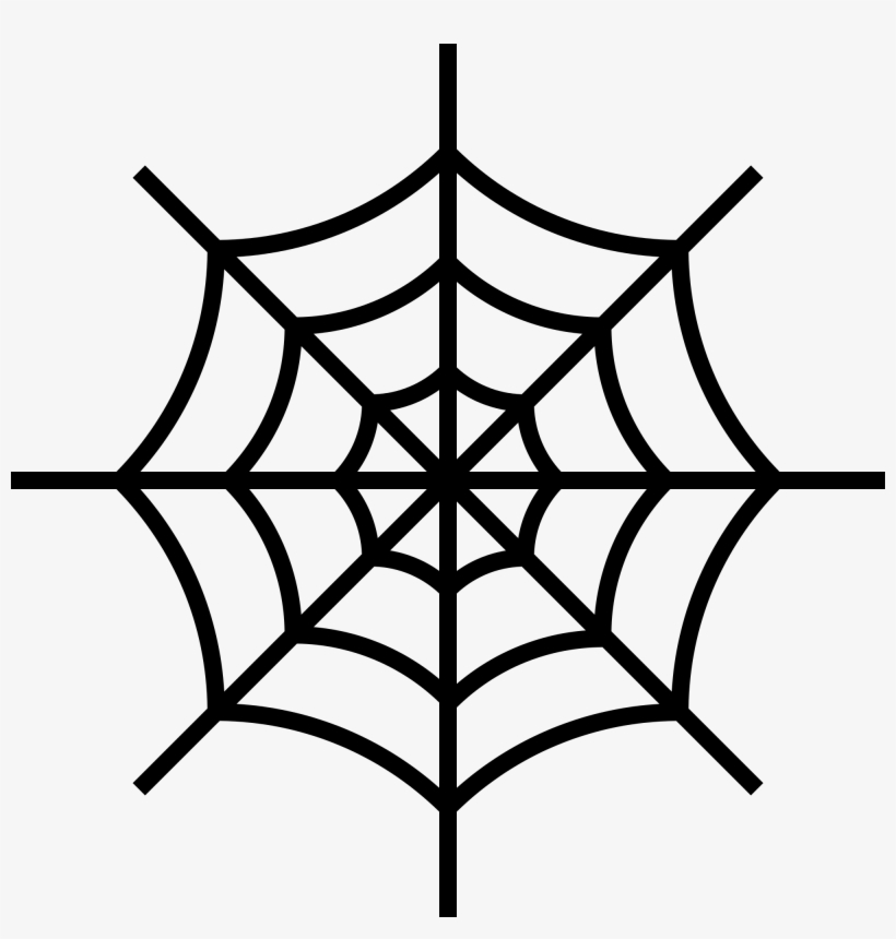 Download Spider Pumpkin Outline Pdf Jpg Png File Spiderweb Clipart Black And White Png Image Transparent Png Free Download On Seekpng