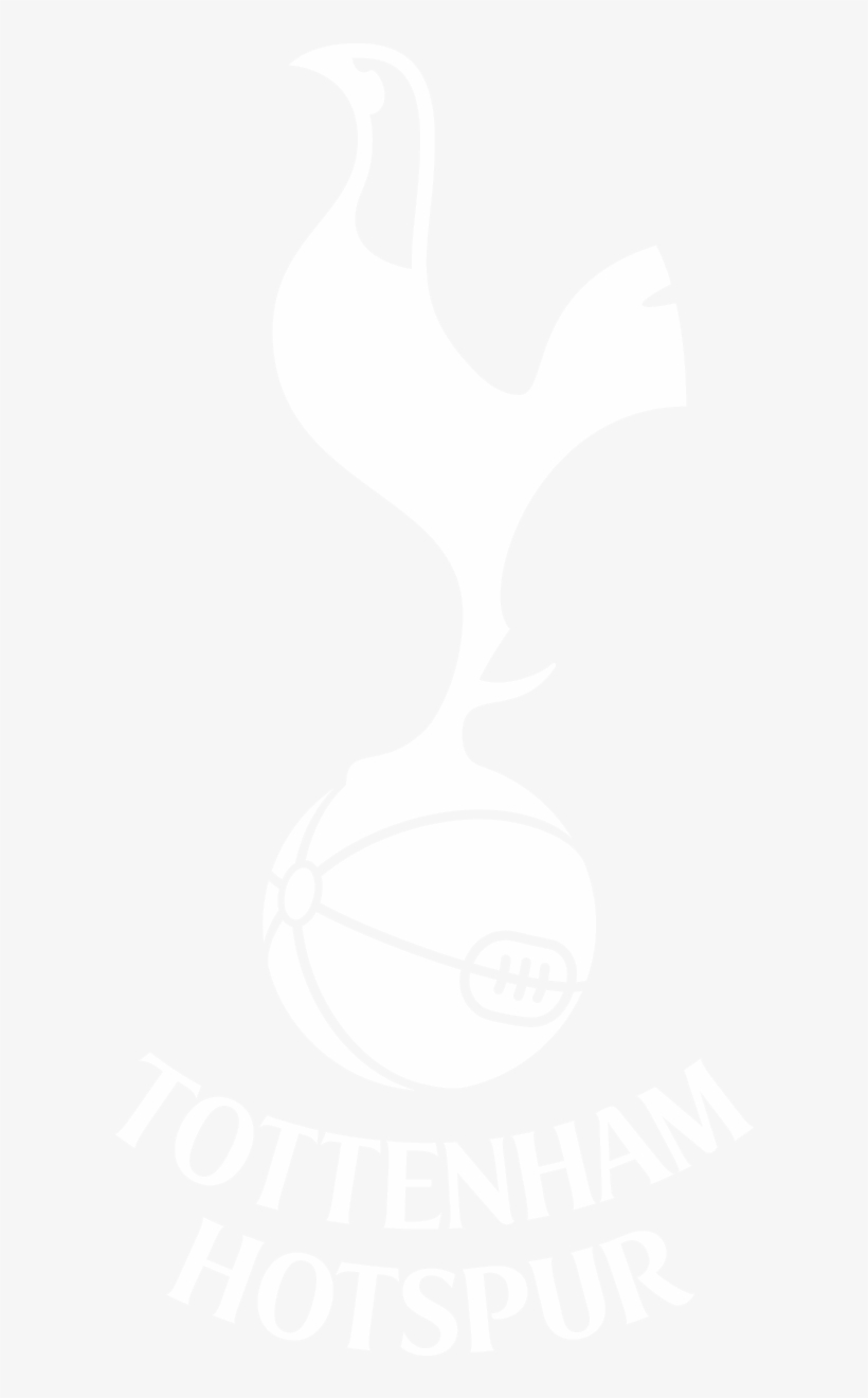 White Tottenham Hotspur Spurs Logo Png