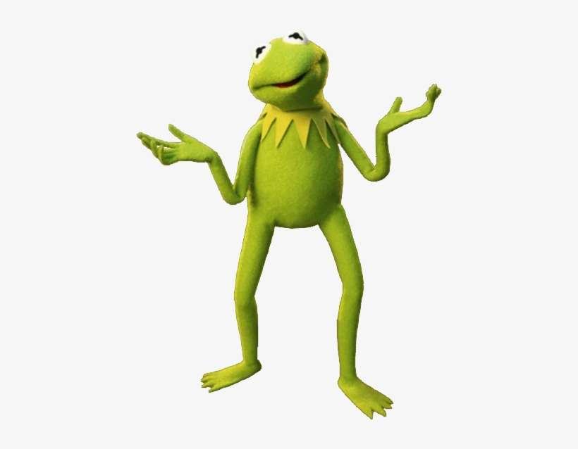 Kermit The Frog Png Chistes Geniales Rana Rene Png Image Transparent Png Free Download On Seekpng