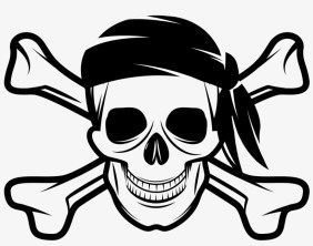 Pirates Skull And Crossbones - Skull And Crossbones Pirate Png PNG Image   Transparent PNG Free Download on SeekPNG
