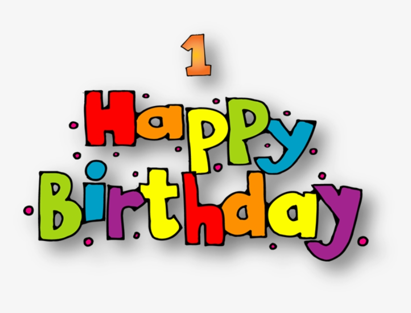 Happy Birthday Cake Images Pics With Quotes For 1st Birthday Png Image Transparent Png Free Download On Seekpng
