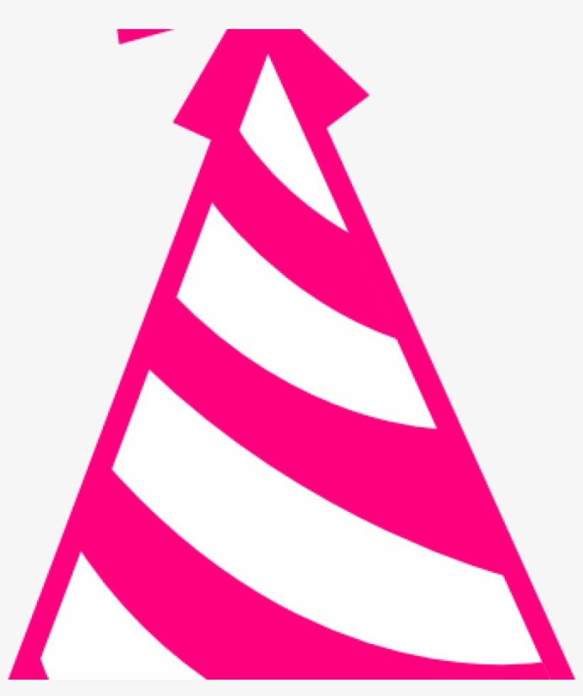 Party Hat Clipart Birthday Party Hat Clipart At Getdrawings Pink Party Hat Clipart Png Image Transparent Png Free Download On Seekpng