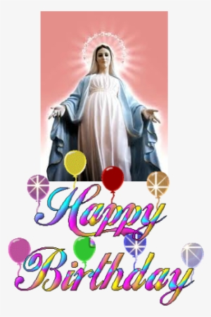 Happy Birthday Mama Mary Happy Birthday Gif Png Image Transparent Png Free Download On Seekpng