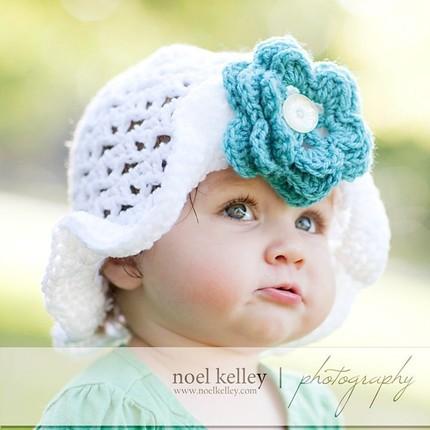 کلاه نوزاد