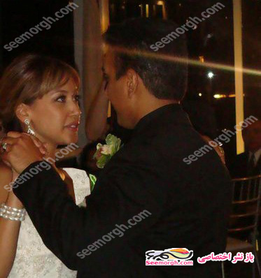 عکس جدید شادمهر عقیلی و همسرش