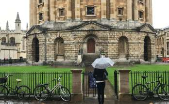 How to spend a rainy day in Oxford, England