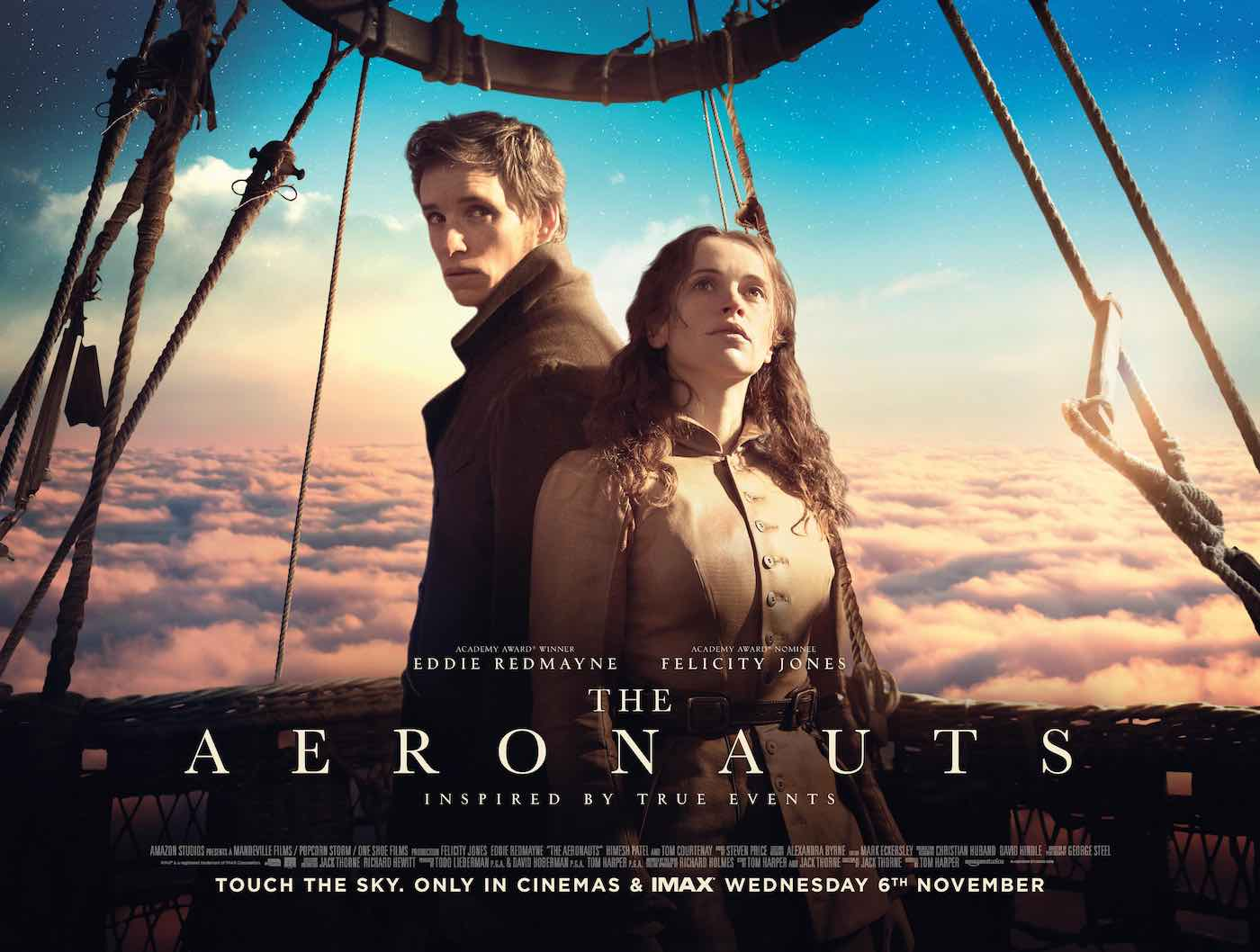 Image result for the aeronauts