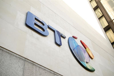 BT Centre in Newgate Street, London. Image: BT/Vismedia
