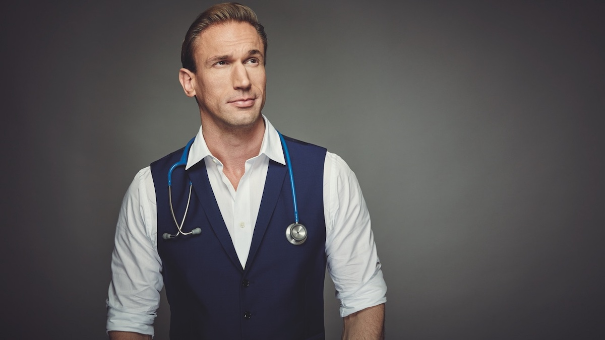 Dr Christian Will See You Now is one of four new shows announced today.