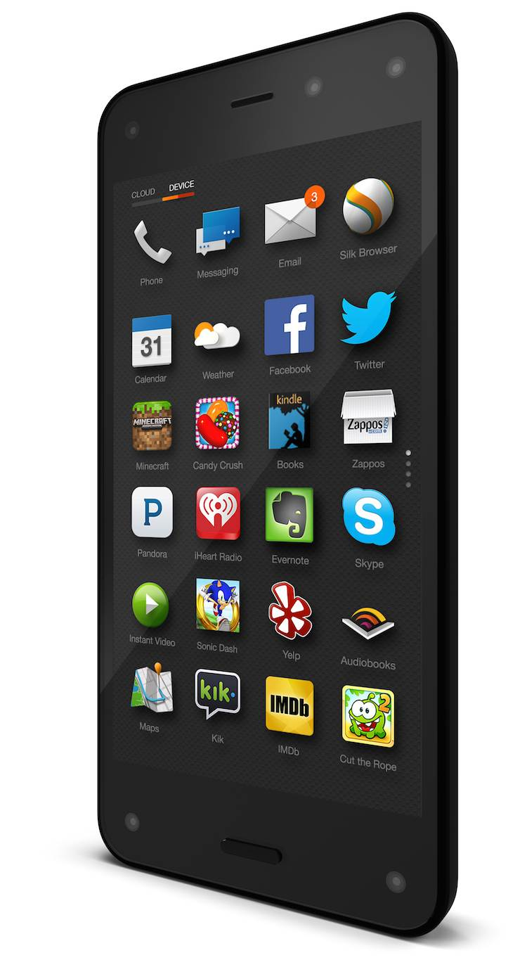 Amazon to launch Fire phone in UK with O2 – SEENIT