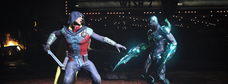 Injustice 2 gets new trailer