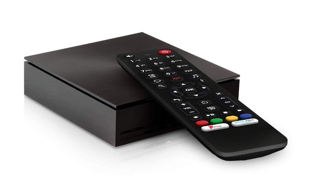 Three's customers can now grab Netgem's NetBox HD set top box for
