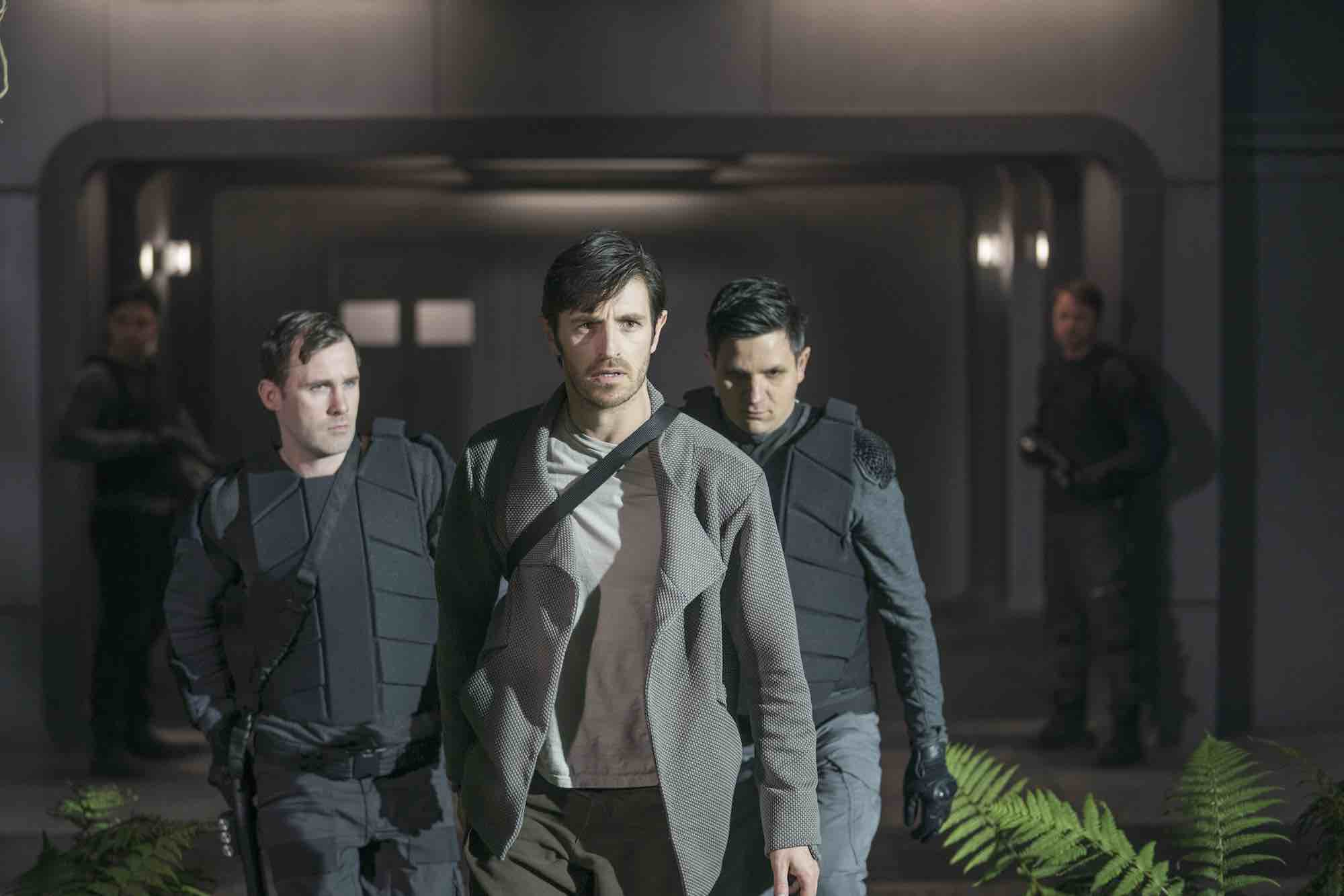 George R  R  Martin's Nightflyers – Netflix releases first-look