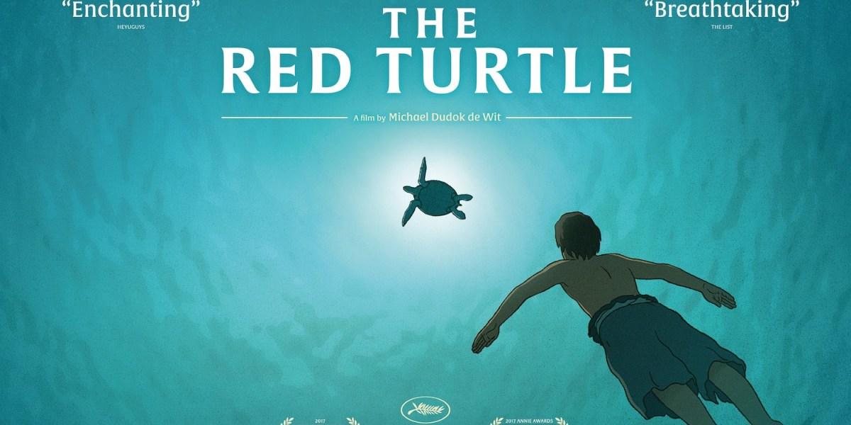 Trailer: Studio Ghibli's The Red Turtle