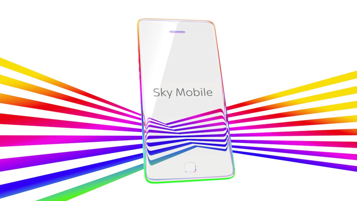 Sky Mobile gives all customers a weekend of unlimited data to mark